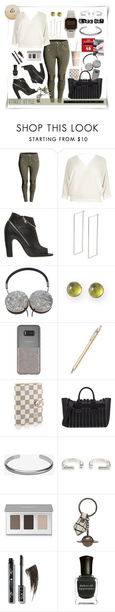 """""""Daily Look - Biker Pants"""" by virtudiaries ❤ liked on Polyvore featuring GET LOST, H&M, River Island, Maison Margiela, Journee Collection, Mira Mikati, Ariel Gordon, Delfonics, Paco Rabanne and Ali Grace"""