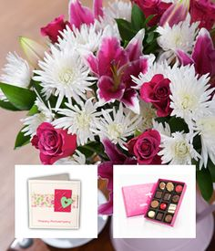 Bunches Happy Anniversary Flower Gift #bunchesuk I have a flower store there are many different flower gift.Actually Anniversary Flower gift is very nice.Free delivery and satisfied grantee.Order here. http://www.purplerose.ca/