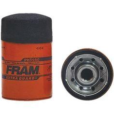 Fram Group Spin-On Oil Filter PH3980 Unit: Each