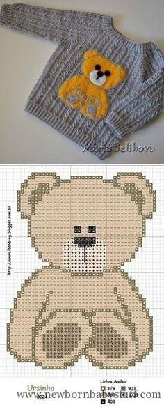 Baby Knitting Patterns facebook.com...