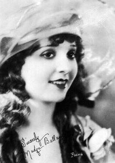 Madge Bellamy  Selected films of this star   Love Never Dies (1921)  Lorna Doone (1922)  Soul of the Beast (1923)  The Iron Horse (1924)  Secrets of the Night (1924)  Lightnin' (1925)  Sandy (1926)  Soft Living (1928)