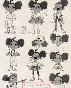 Kid Character, Character Drawing, Character Concept, Character Design Animation, Character Design References, Cartoon Art Styles, Cartoon Drawings, Children's Book Illustration, Character Illustration