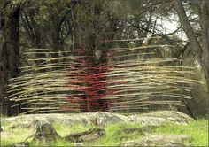 Cornelia Konrads : dreamstone lines (2005), Avon Valley arts Society, Northam (Australie)