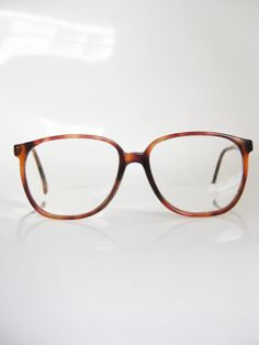 007e9a75cc Vintage RODENSTOCK Eyeglass Frames 1960s MAD MEN Tortoiseshell Womens  Ladies Geek Chic Brown 60s