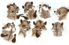 Over the Hedge (2006) - Concept Art