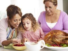 Thanksgiving Dinner, Restricted-Diet Style: Despite what your relatives may claim, it's not all that impossible to accommodate a kid with dietary restrictions at the Thanksgiving feast.