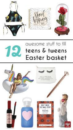 70 wool 7th anniversary gifts for him and her traditional 12 unique easter basket ideas for teen and tween girls negle Image collections