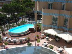 Piscina terrazza disegno : Terrazza con piccola piscina per bambini - Terrace with wading pool ...