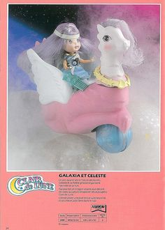 Clair de Lune / Moon Dreamers (HASBRO) 1987