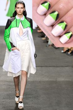 MANICURE MUSE: Rag & Bone Spring '13 Waiting for the...