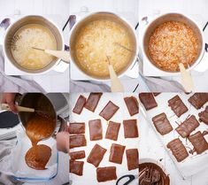 Hemmagjord daim   My Kitchen Stories Kitchen Stories, Candy, Breakfast, Sweet, Desserts, Recipes, Food, Heart, Projects