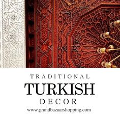 Turkish Decor Idea Turkish Home Decor Traditional Turkish Home