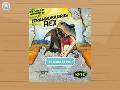 2021: Camp Khan Kids: Dino Week – Khan Academy Dinosaur Tails, Kids Library, Tyrannosaurus Rex, Little Learners, Hands On Activities, Nonfiction Books, Dinosaurs, Coloring Pages, Camping