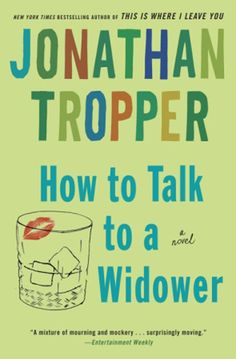 another great book by jonathan tropper