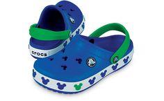 Crocs™ Crocband™ Mickey II Kids | Kids Clog | Crocs, Inc. $34.99