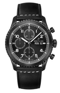 Breitling Navitimer, Breitling Watches, Watch Blog, Mechanical Watch, Gold  Watch, Cool dc9d8ee690