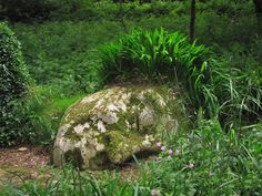 And another grass sculpture from The Lost Gardens of Heligan