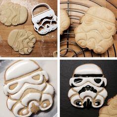 Star Wars | Storm Trooper | Cookies