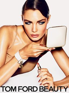 Tom Ford Beauty Summer 2014 Campaign