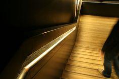 Tate Modern stairs by LondonBrad, via Flickr