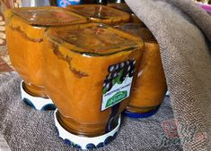 Fantastický meruňkový džem bez Gelfixu | NejRecept.cz Home Canning, Preserving Food, Preserves, Pickles, Jelly, Coffee Maker, Food And Drink, Homemade, Smoothie