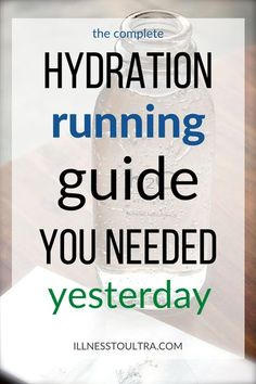 Everything you need to know about hydration while running. Make sure your nutrition is on point by drinking fluids filled with the right levels of sodium sugars, and electrolytes before during and after your runs. Whether you are going for a short run in the heat or a long run in the winter - you need to adjust your hydration levels accordingly. #hydration #running #tips #guide Running Guide, Running Plan, Road Running, Beginners Cardio, Running For Beginners, Learn To Run, How To Start Running, Running Training Programs, Race Training