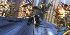 Bayonetta 2 review  A leading lady worth rooting for - The game offers flawless action with a powerful hero.