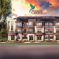 Richmond Green, Richmond Hill, Announcement, Community, Models, Mansions, House Styles, Spring, Check