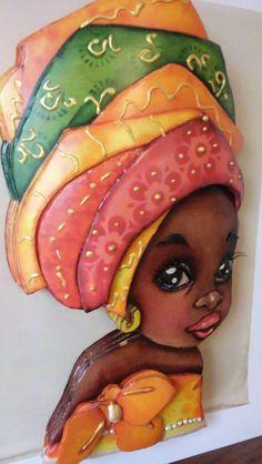 Özge'nin güzel kızlarından biri daha#kağıt rölyef# Sümbül Eldek
