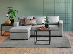 Dallas sofa 150x195 Sofa 3-seter