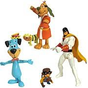 How can you go wrong with action figures of Space Ghost AND Hong Kong Phooey?  Huckleberry Hound is just icing on the cake.