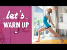 Let's Warm Up before class - YouTube