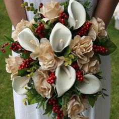 Perfect mix. Quite possibly my bouquet.