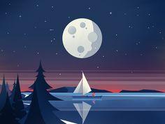 Dribbble - Pavlov_CS_Fox_On_A_Boat_Detail.jpg by Pavlov Visuals