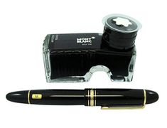 If you're looking for a high-quality fountain pen that makes for the perfect luxury gift to mark a special occasion, or perhaps as a gift for an important associate or loved one, then the Montblanc 149 Meisterstuck Fountain Pen could be the right purchase for you.