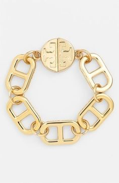 Tory chain link bracelet. Must have staple bracelet.