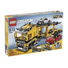 LEGO Creator Highway Transporter