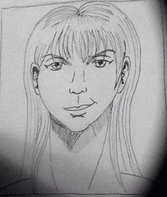 Broken wings character sketch Rebecca Demir illustration