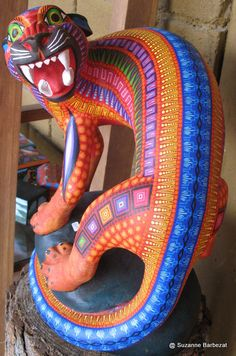 1000 images about sculpture statues wood carving on for Oaxaca mexico arts and crafts
