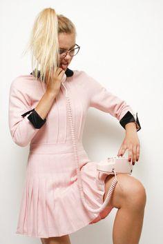LDF Powder Pink Belle du Jour – Cloak and Dagger NYC