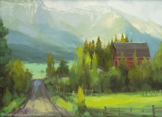 Steve Henderson - Sunday Drive In The Wallowa Valley
