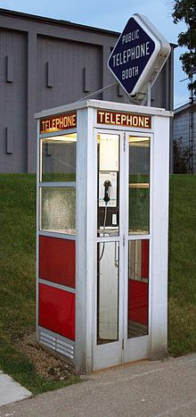 We thought it was so cool 2 use the phone n a phone booth ~ we would even call the operator and talk 2 her!