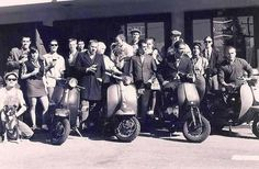 skinheads and there scoots
