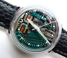 BULOVA Accutron Spaceview 214 - Steel M6 - Skeleton Tuning Fork - Vintage Retro 1960's