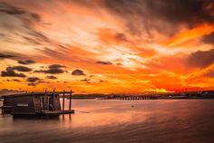 Bloody Sky by Eva Ho on 500px