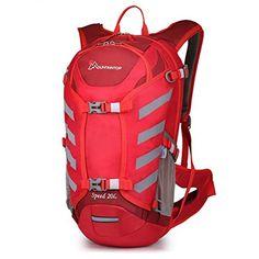 bc74779595 Amazon.com  Mountain Hardwear Hueco 35L Backpack - Black Regular  Sports    Outdoors