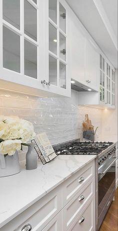 Kitchen Ideas, Kitchen Cabinets, House, Home Decor, Decoration Home, Home, Room Decor, Cabinets, Home Interior Design