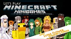 Let's Play Minecraft Minigames, Build Battle on Hypixel with Stagbury and Cinder How To Play Minecraft, Cinder, Lets Play, Battle, Comic Books, Let It Be, Comic Strips, Comic Book, Comics