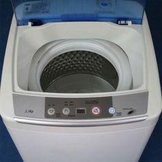 SPHERE: Automatic Mini Washing Machine, 2.5KG Capacity | Caravan Clothes Washers | CaravansPlus