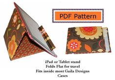 FREE+iPad+or+Tablet+Stand+Sewing+Pattern